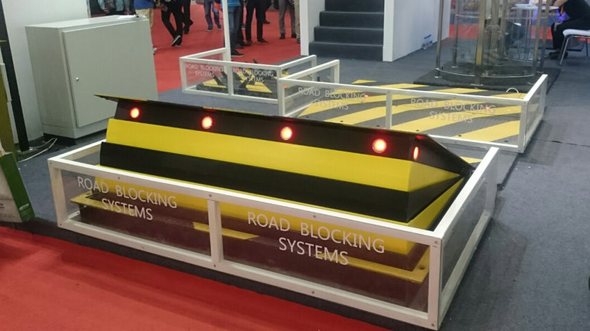 Road blocking systems, CPSE-2015